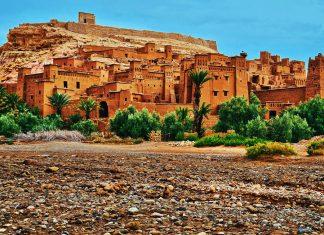 Traditional Morocco Village Ait-Ben-Haddou - Pound Travels