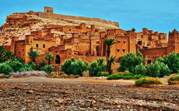 Traditional Morocco Village Ait-Ben-Haddou - Pound Travels