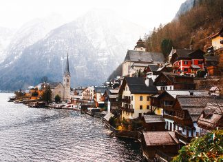 Oldest Village in Austria Hallstatt - Pound Travels