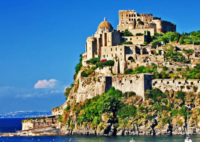 Italian summer vacation in Ischia - Pound Travels