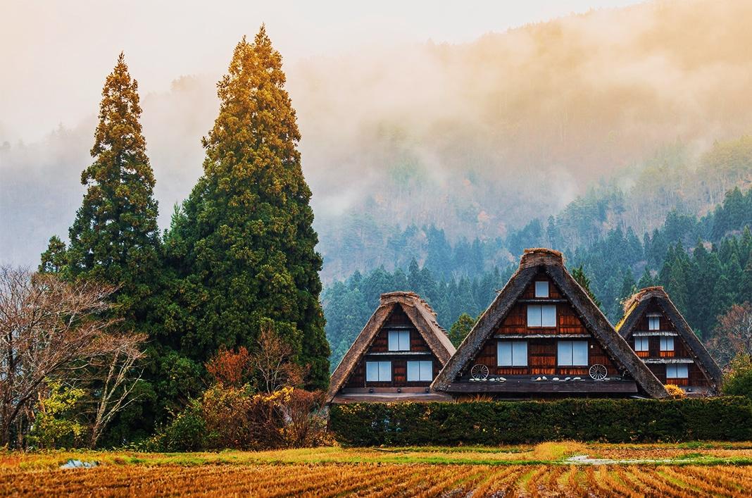Shirakawa-go Search & Compare Hotel & Flight Deals